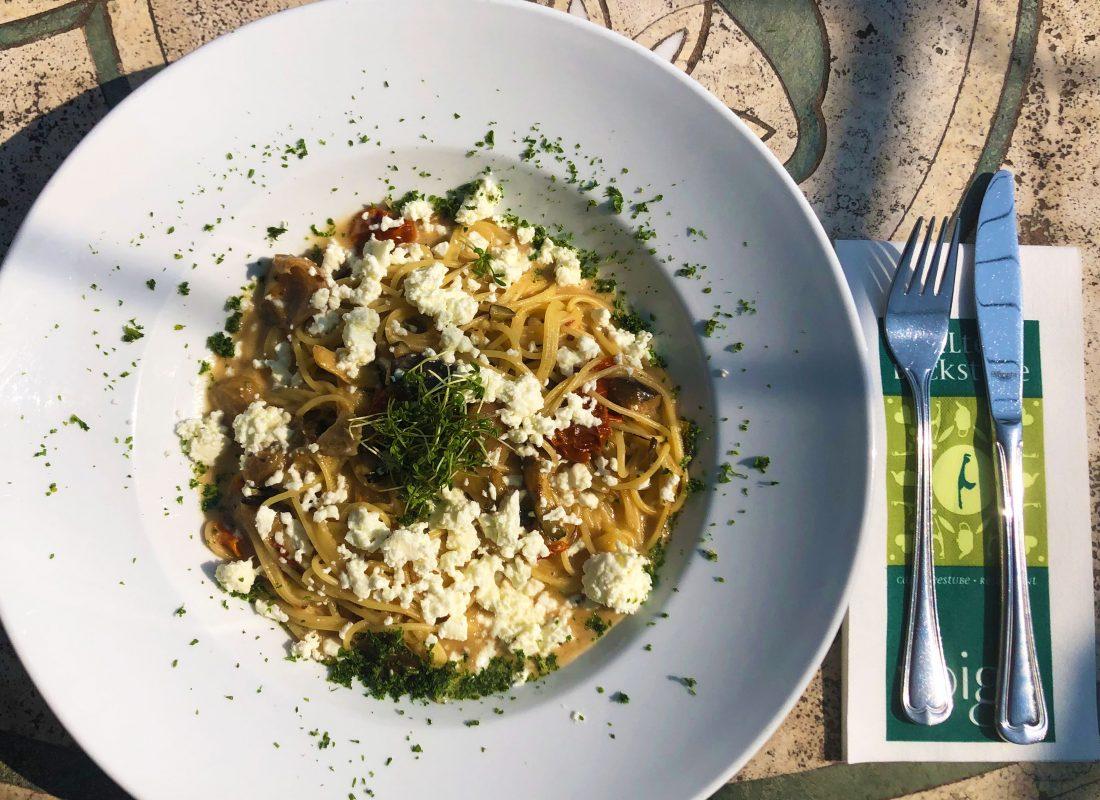Spaghetti Antipasti